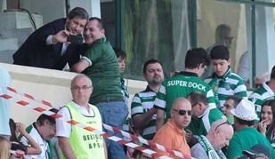 Bruno de Carvalho de olho no jogo que deu título às leoas