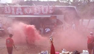 Fumos, piqueniques e muita diversão na festa da Taça