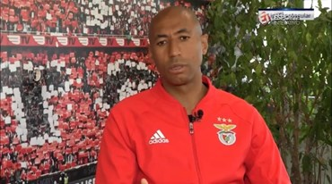 Luisão vê um futuro brilhante para o Benfica na Champions