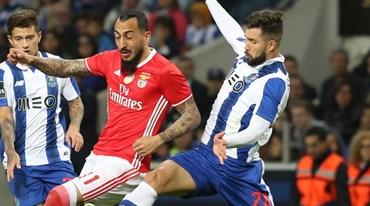 Este foi o onze ideal da Liga portuguesa para a UEFA