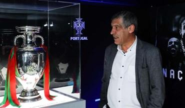 Fernando Santos: «Que no futuro o Euro'2016 deixe de ser um momento único»