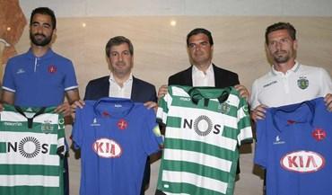 O exemplo de fair play dado por Sporting e Belenenses