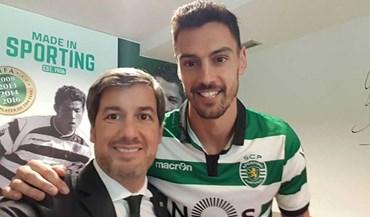 Os cinco reforços já garantidos pelo Sporting para 2017/18
