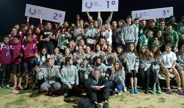 Universidade do Porto conquista campeonato nacional de atletismo em pista ao ar livre