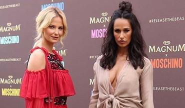 Cristina Ferreira e Rita Pereiraarrasam em Cannes