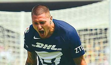 Nicolás Castillo apontado como possível substituto de Jiménez
