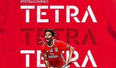 A nova t-shirt do Benfica que já está a fazer furor