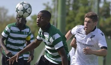 Juniores: Sporting-V. Guimarães, 0-0: Nulo adia a festa de campeão