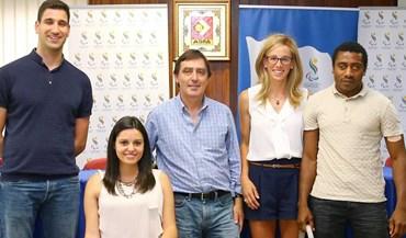 Carolina Duarte preside à Comissão de Atletas