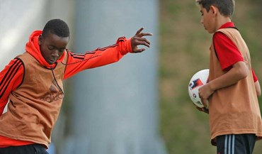 Filho de Madonna foi apanha-bolas no Benfica-FC Porto em juniores