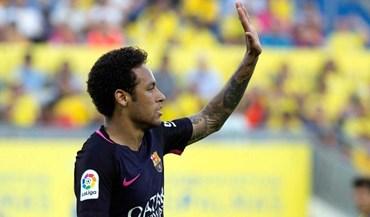 Neymar felicitou Real Madrid pelo título mas destacou um certo jogador