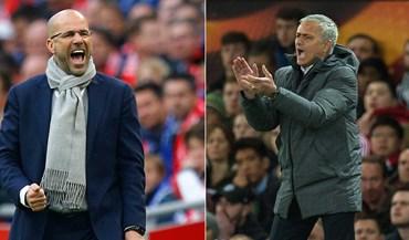 Bosz como antítese do 'psicólogo' Mourinho