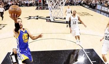 Warriors apuram-se para a final pela terceira vez consecutiva