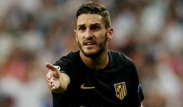 Koke permanecerá no Atlético Madrid até 2024