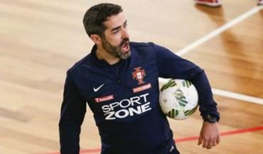 Seleção Nacional de sub-17 goleia Hungria em jogo de preparação