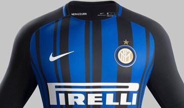 Inter termina a época com o equipamento de 2017/2018
