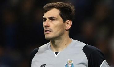 Klopp trava Iker Casillas no Liverpool