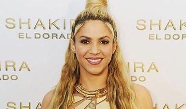 Novo álbum de Shakira é sucesso mundial