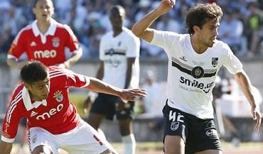 Arrepio do Jamor marcou Tiago Rodrigues
