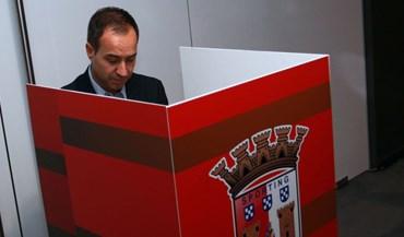 Romaria às eleições do Sp. Braga