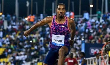 Christian Taylor consegue terceira melhor marca de sempre no triplo salto