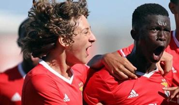 Benfica goleia FC Porto no Olival e fica com o título à vista