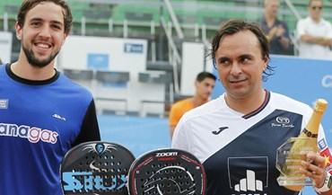 Godo Díaz e Luciano Capra conquistam o Lisboa Challenger