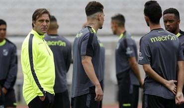 Pedro Martins promete equipa a dar tudo e mais alguma coisa
