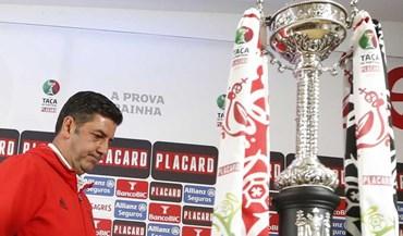 Rui Vitória: «A essência do Benfica é vencer»