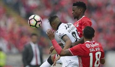 As melhores imagens do Benfica-V. Guimarães