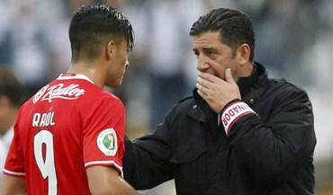 Vitória e a máscara de Jiménez: «Achei curioso, embora, como treinador, não tenha gostado»