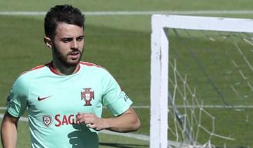 Bernardo Silva: «Se puder jogar com o Ederson fico muito feliz»