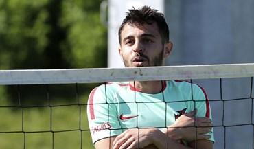Bernardo Silva: «Ida para o Manchester City foi muito importante»