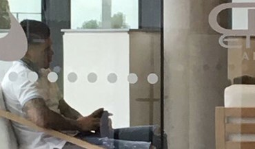 Já há imagens de Ederson no Etihad