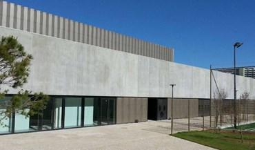 Assim está o Pavilhão João Rocha a 20 dias da inauguração