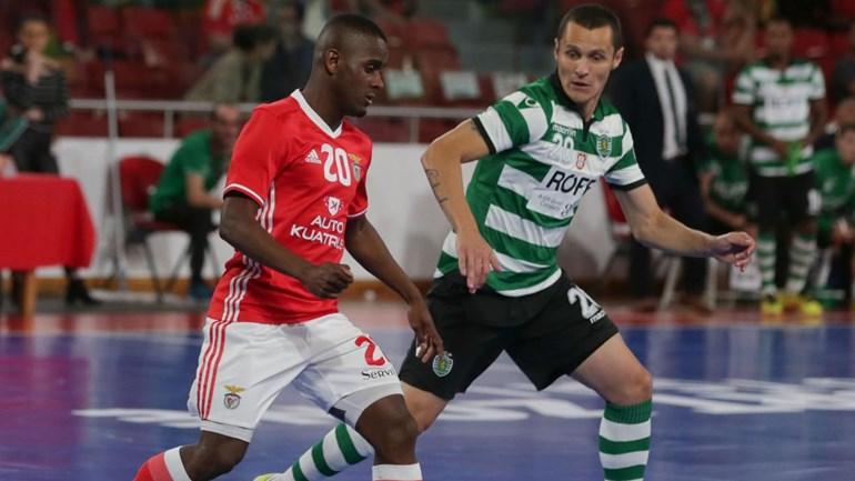 Sporting-Benfica, em direto