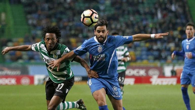 Feirense Sporting: Feirense-Sporting, Em Direto