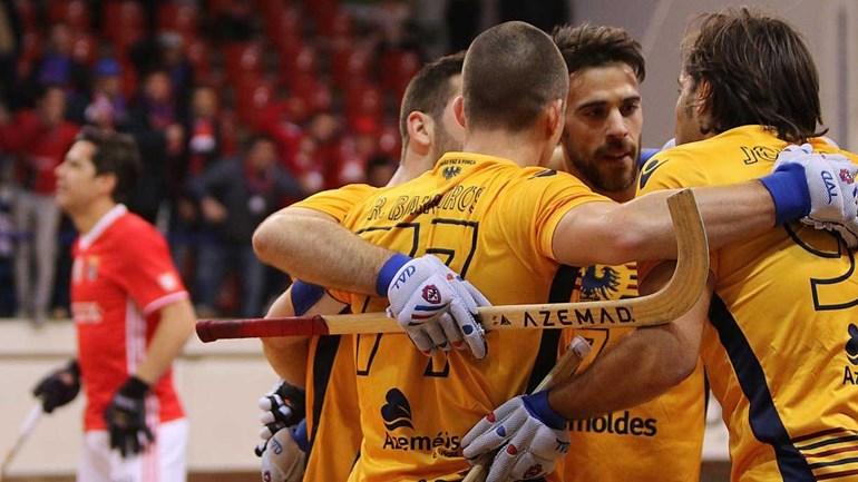 Reus vence final da Liga Europeia de hóquei contra a Oliveirense