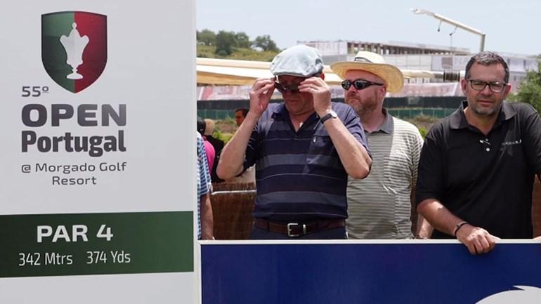 Portugal Open em Golfe: o resumo do 4.º dia de competição