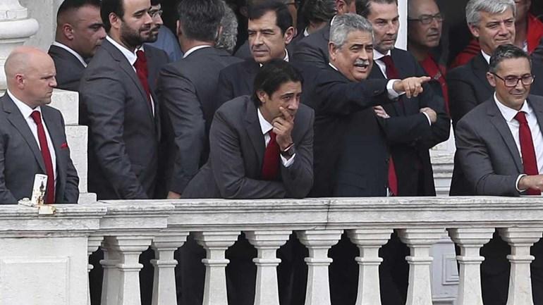 Rui Costa diz que Benfica já pensa em trabalhar para o 'penta'