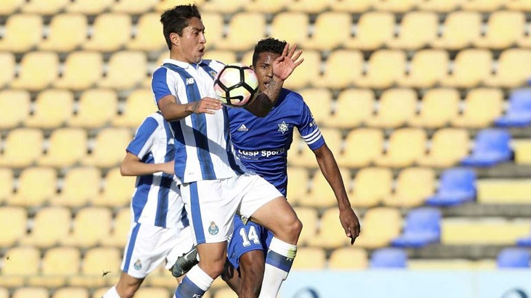 F. C. Porto B vence Premier League International Cup