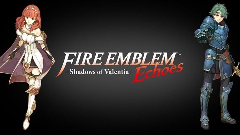 Fire Emblem Echoes: Shadows of Valentia já chegou