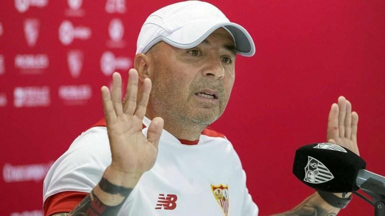 Jorge Sampaoli assume mudança: «Estou a deixar o Sevilha pela minha seleção»