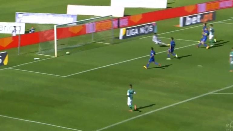 Gil Dias marca em contra-ataque fulminante