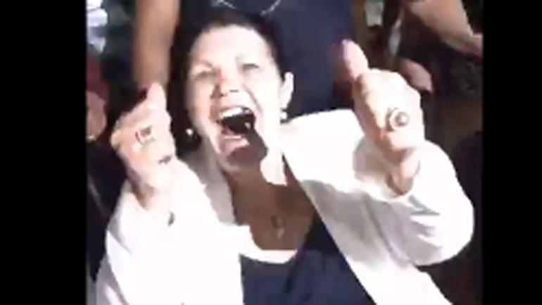 Mãe de Ronaldo vibrou com o título do Real Madrid e festejou assim...