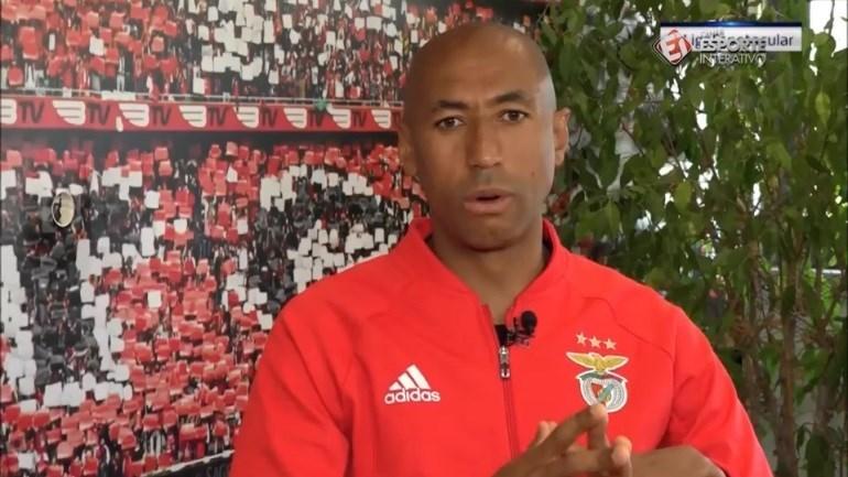 Luisão escolhe os dois melhores momentos ao serviço do Benfica