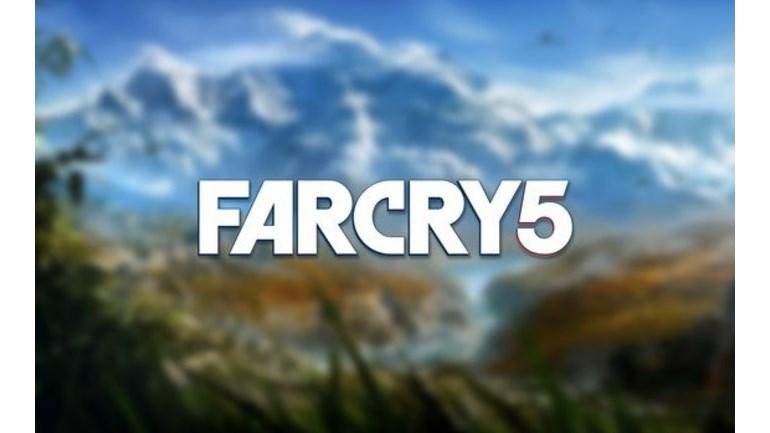 Revelada primeira arte de Far Cry 5