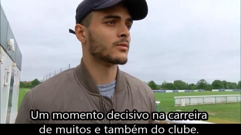 Tiago Ilori confiante para o playoff da Premier League: «É preciso manter a cabeça fria»