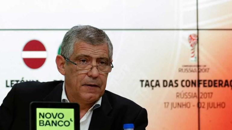 Já são conhecido os convocados de Portugal para os próximos compromissos