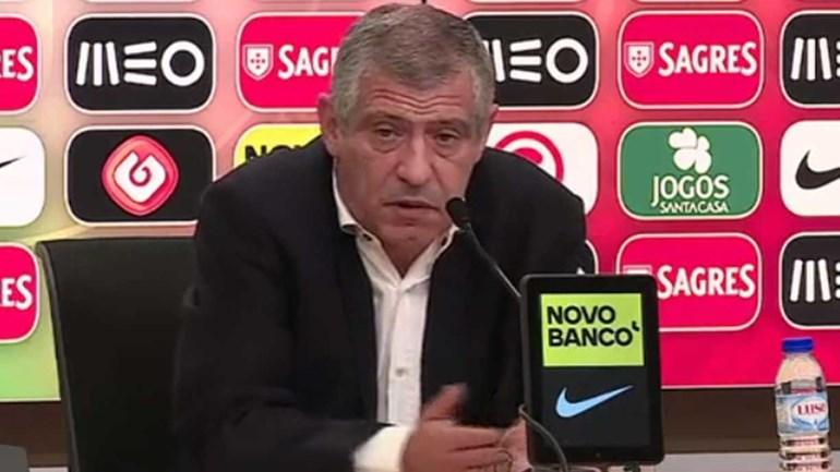 Tiago marcou (e muito) Fernando Santos: «O futebol precisa de ti»